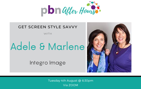 Get Screen Style Savvy with Adele and Marlene of Integro Image