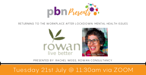 PBN Presents Returning to the Workplace after Lockdown