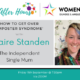 Claire Standen How to Get Over Imposter Syndrome