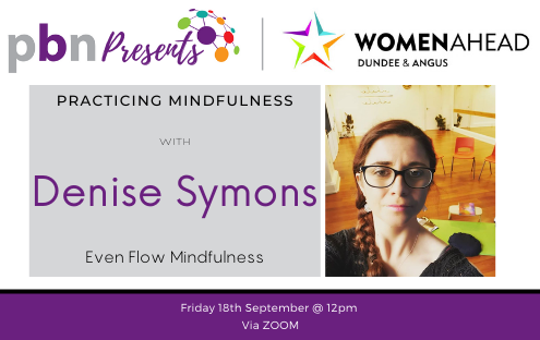 Practicing Mindfulness with Denise Symons