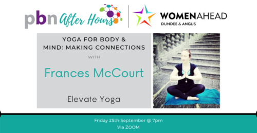Yoga with Frances McCourt