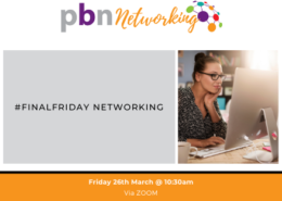 #FinalFriday Networking