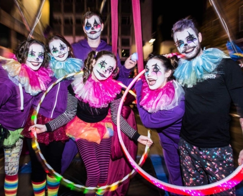 Featured Member: Adventure Circus